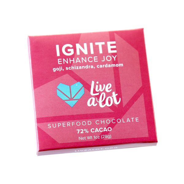 IGNITE :: Superfood Chocolate