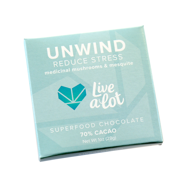UNWIND :: Superfood Chocolate
