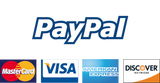 Paypal is our Preferred Payment Gateway