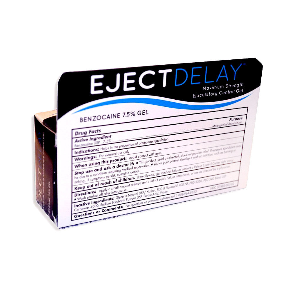 delay ejeculation