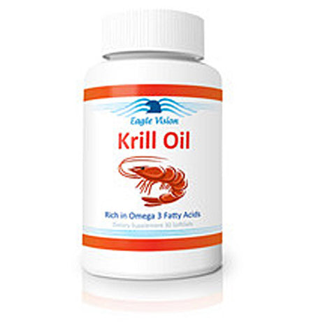 Eagle Vision Krill Oil – 3 Bottle Special - Ooyess