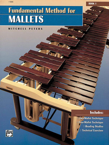 Mitchell Peters - Fundamental Method for Mallets