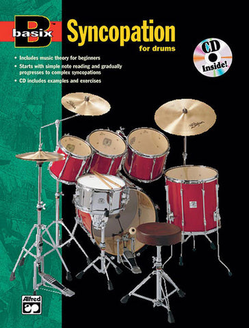 Basix: Syncopation for Drums