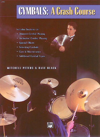 Dave Black & Mitchell Peters - Cymbals: A Crash Course