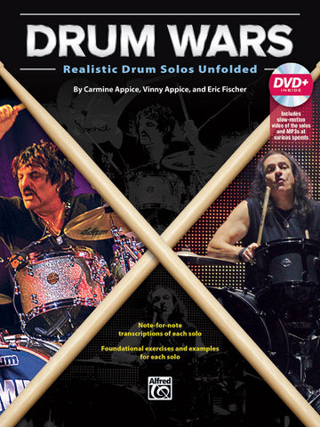Carmine & Appice, and Eric Fischer - Drum Wars