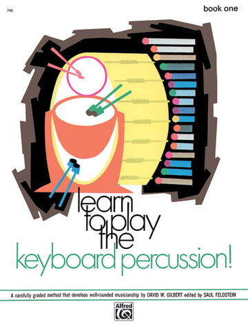 Sandy Feldstein & David Gilbert - Learn to Play Keyboard Percussion!