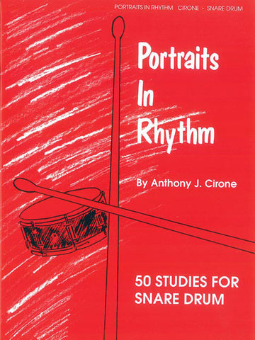 Anthony J. Cirone - Portraits in Rhythm