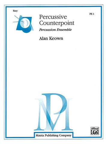 Alan Keown - Percussive Counterpoint