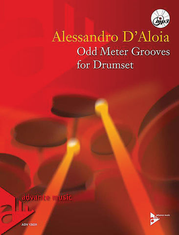 Alessandro D'Aloia - Odd Meter Grooves for Drumset