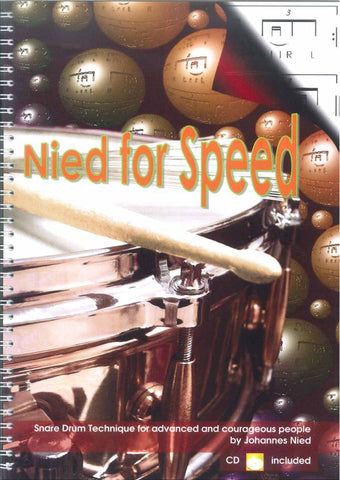 Alexander Nied - Nied for Speed