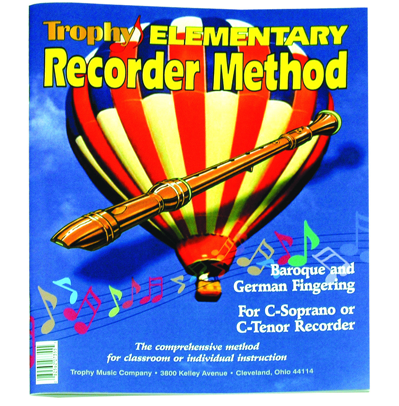 Elementary Recorder Book