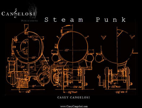Casey Cangelosi - Steam Punk