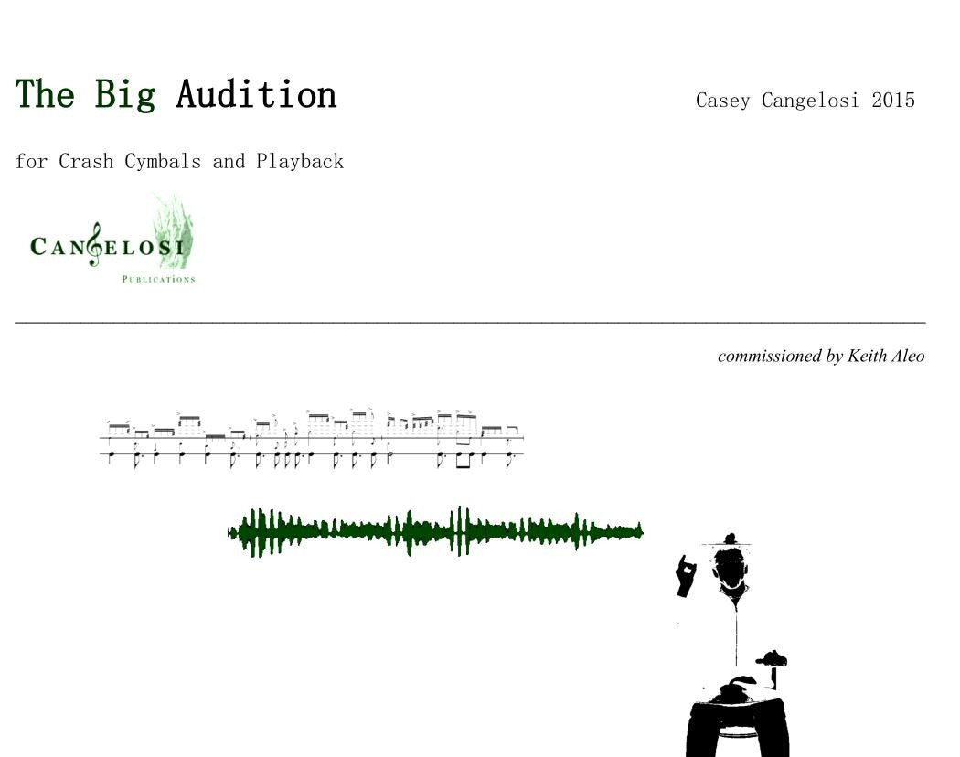Casey Cangelosi - The Big Audition