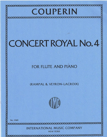 Couperin - Concert Royal 4