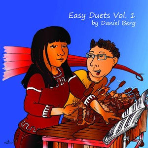 Daniel Berg - Easy Duets Vol. 1