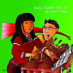 Daniel Berg - Easy Duets Vol. 2