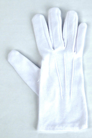 Duplex Guantes Blancos para Marching Band