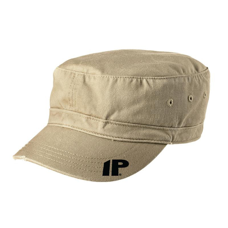Innovative Gorra de color Khaki Militar
