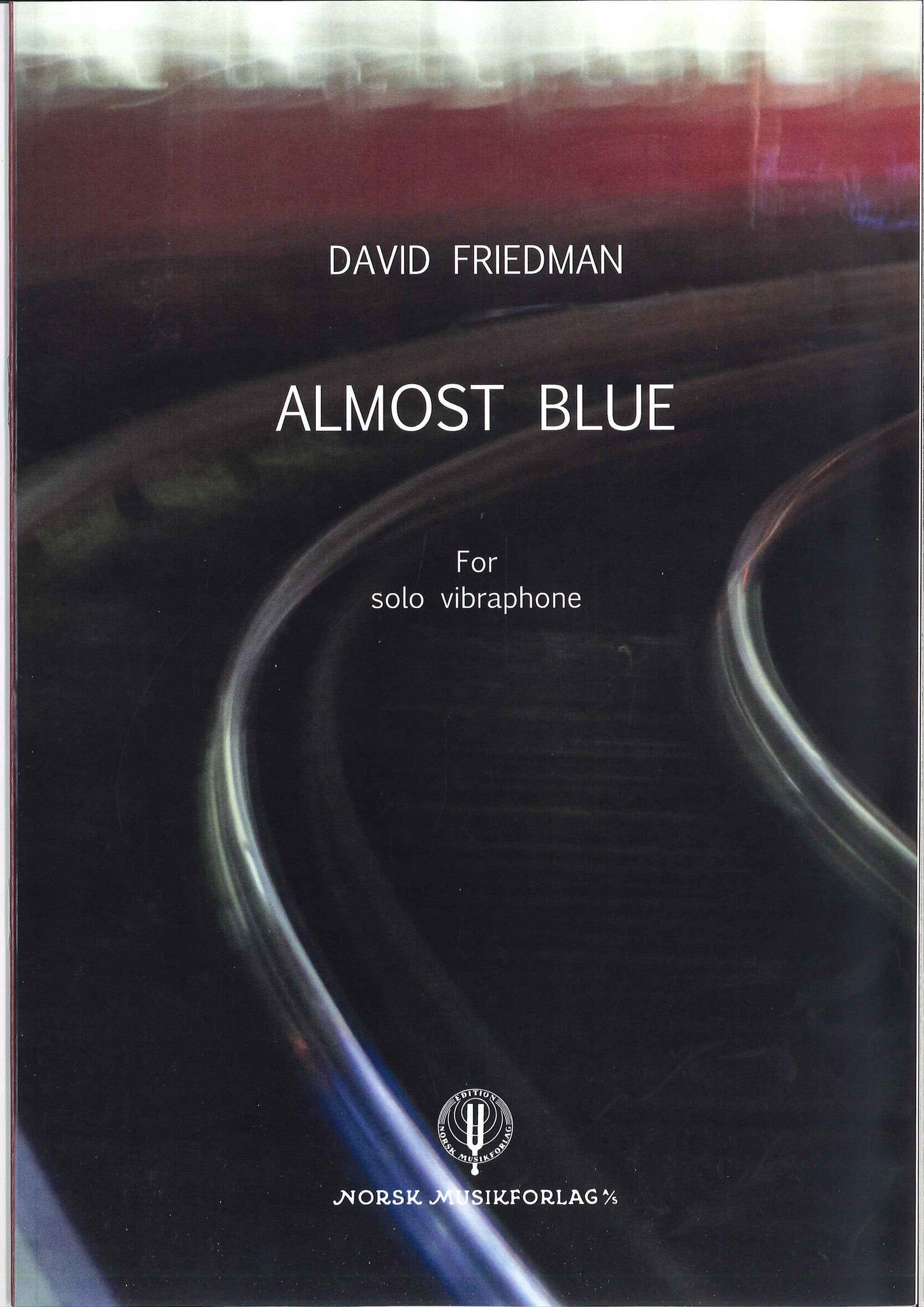 David Friedman - Almost Blue