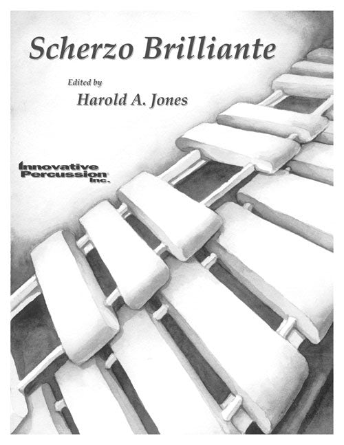 Harold Jones ed. - Scherzo Brilliante (Mar. O Vib. c/Piano)