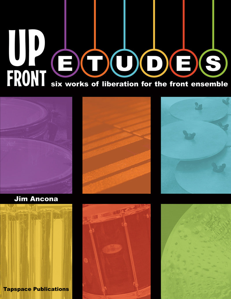Jim Ancona - Up Front Etudes