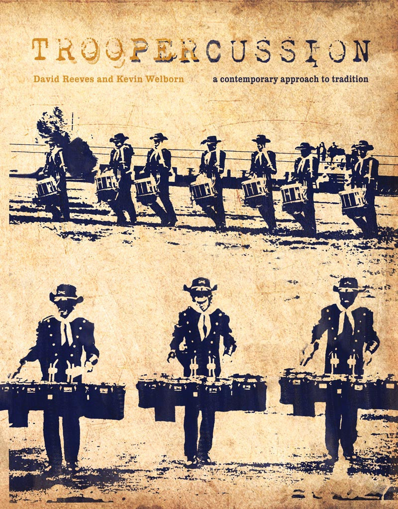 D. Reeves & K. Welborn - TROOPERCUSSION