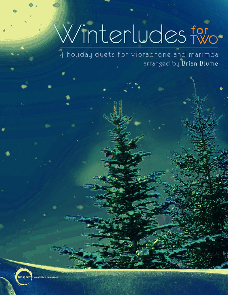 Brian Blume - Winterludes for Two