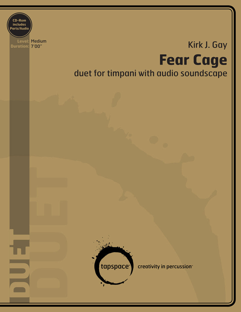 Kirk Gay - Fear Cage