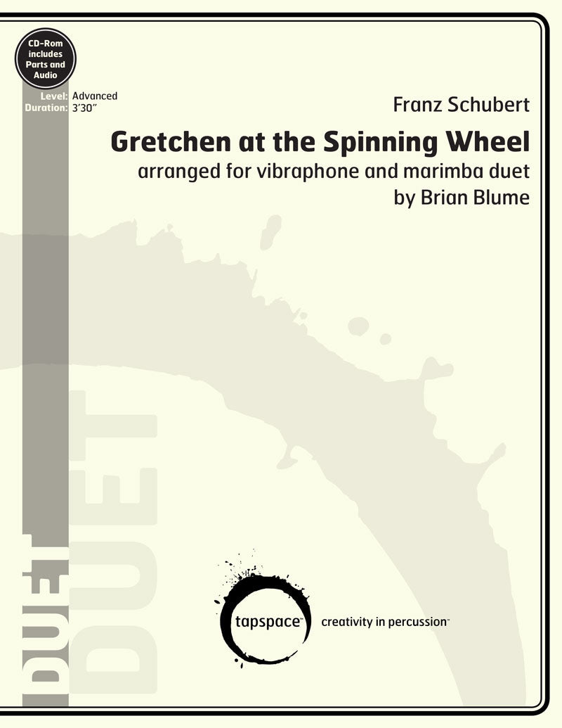 Franz Schubert - Gretchen at the Spinning Wheel