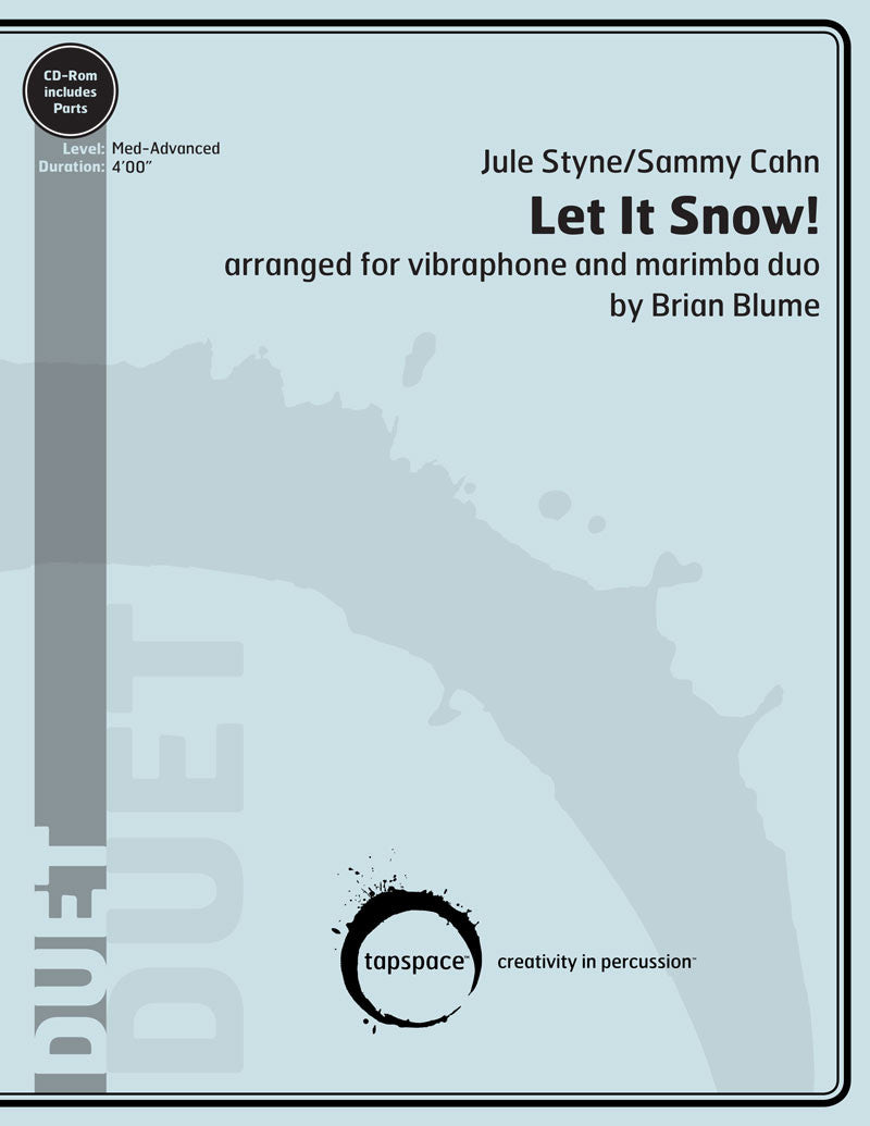 J. Styne/S. Cahn - Let It Snow!