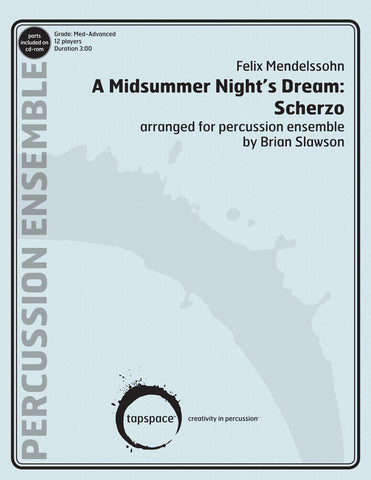 Felix Mendelssohn - A Midsummer Night's Dream: Scherzo