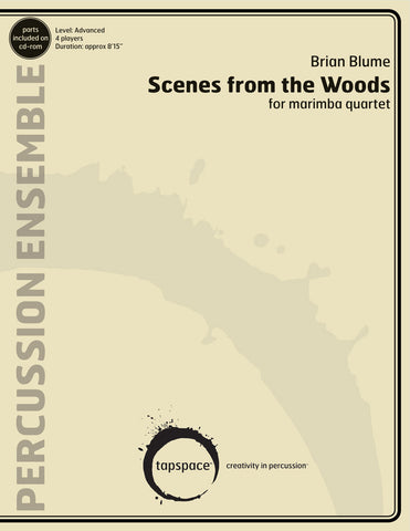 Brian Blume - Scenes from the Woods