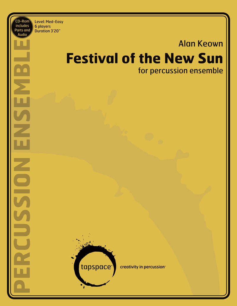 Alan Keown - Festival of the New Sun