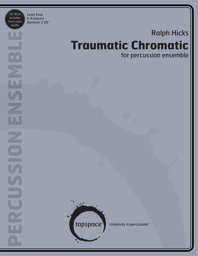 Ralph Hicks - Traumatic Chromatic
