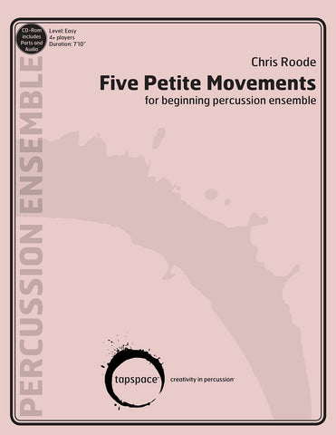 Chris Roode - Five Petite Movements