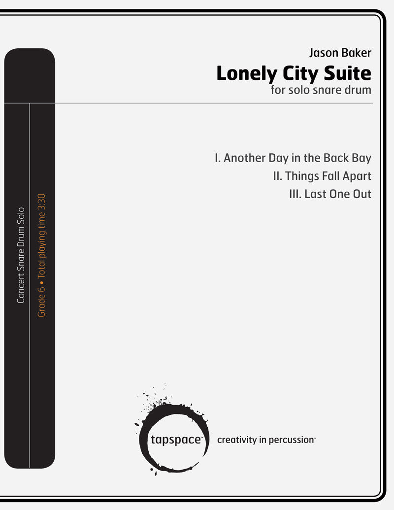 Jason Baker - Lonely City Suite