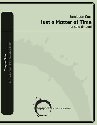 Jamieson Carr - Just a Matter of Time
