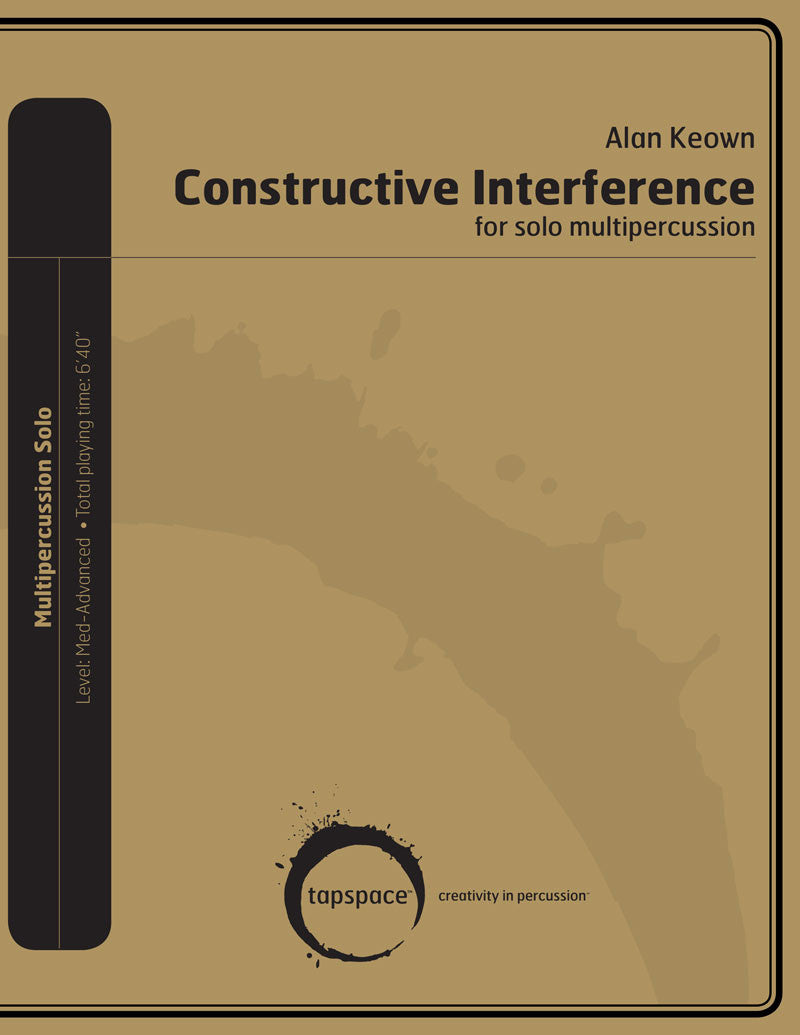 Alan Keown - Constructive Interference