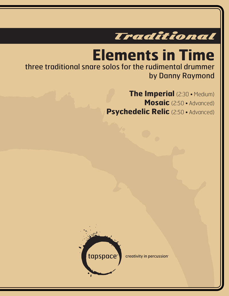 Danny Raymond - Elements in Time (TRADITIONAL)