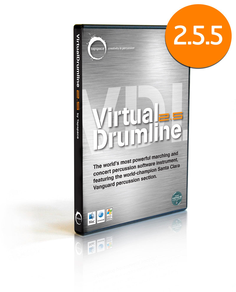 Virtual Drumline 2.5 (BoxedDVD)