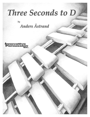 Anders Åstrand - Three Seconds to D (Mar. c/trio de teclados)