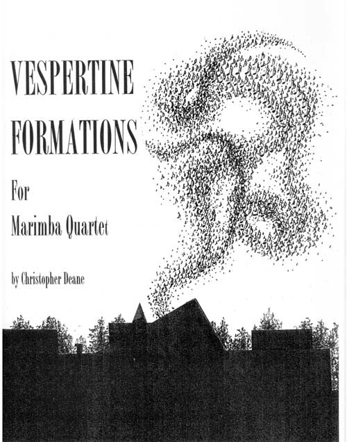 Christopher Deane - Vespertine Formations