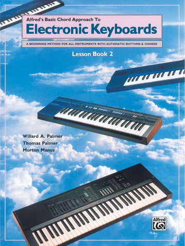 Alfred's Basic Chord Approach to Electronic Keyboard