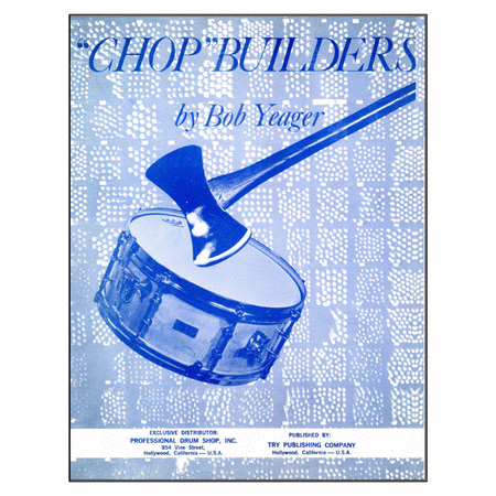 "Bob Yeager - ""Chop"" builders"