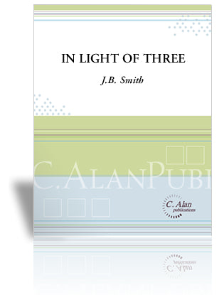 J.B. Smith - In Light of Three