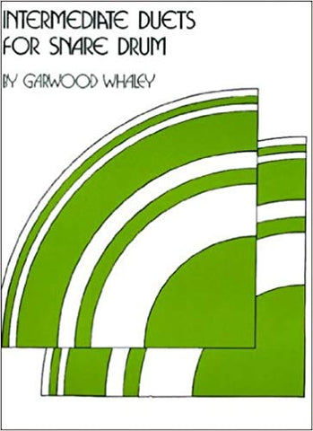 Garwood Whaley - Intermediate Duets for Snare Drum