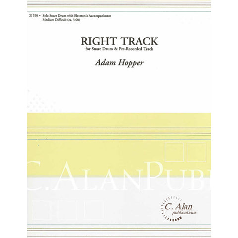 Adam Hopper - Right Track