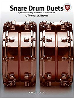 Thomas A. Brown - Snare Drum Duets