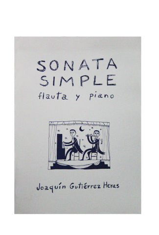 Joaquín Guitérrez - Sonata Simple
