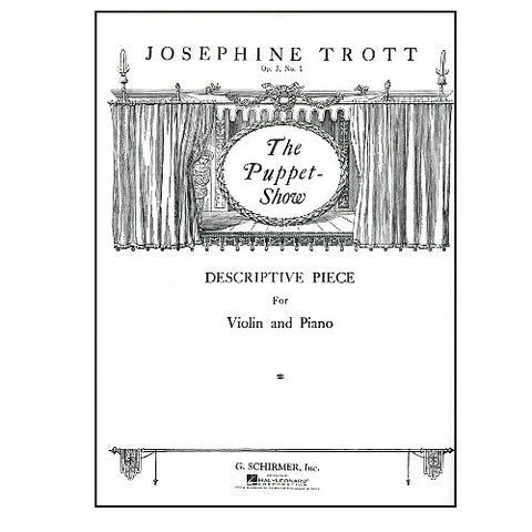 Josephine Trott - The Puppet Show Op. 5, No. 1